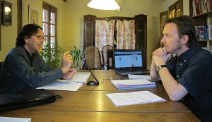 Preparación de entrevista de trabajo en ingles en enero 2015. @ Optima Communication | Burgos | Castilla y León | España