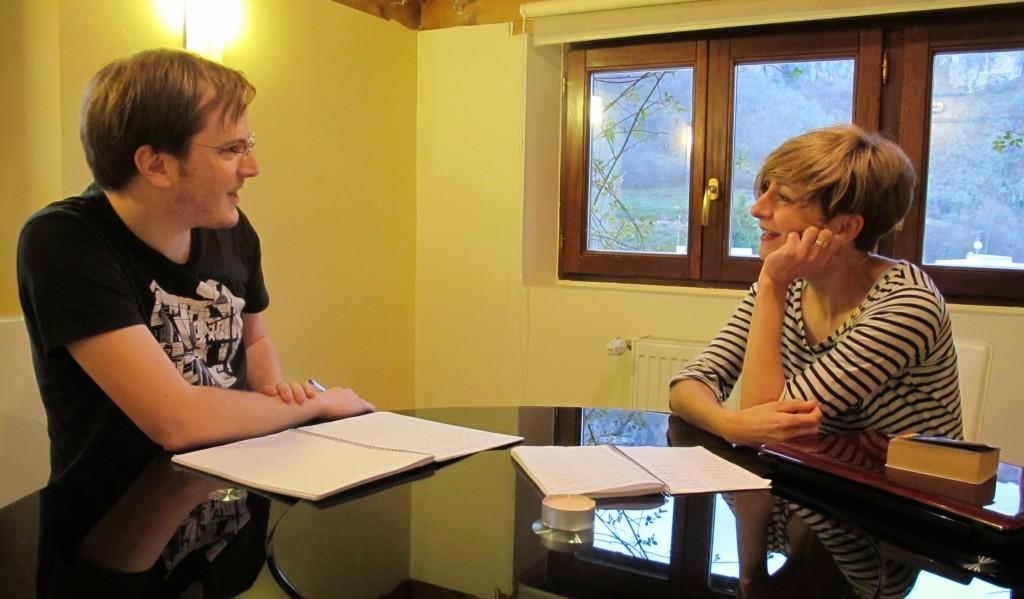 Cursos de inmersión inglés en España para adultos profesionales Metodologia en las clases de Optima Communication