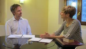 entrevista de trabajo en inglés en noviembre