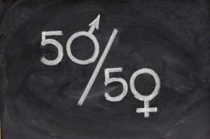 equality men and women