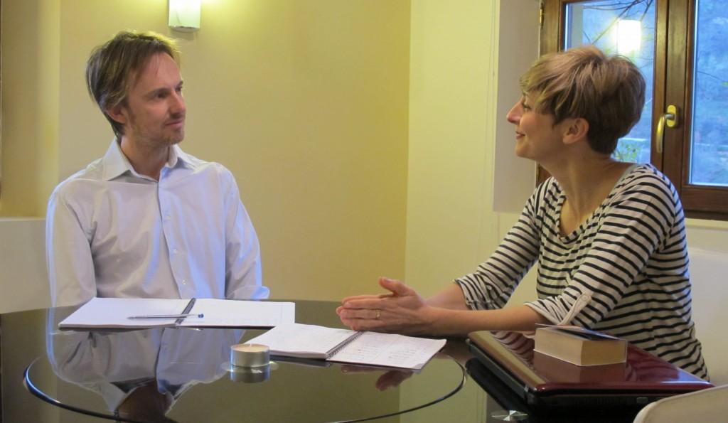 entrevista en inglés fin de semana