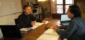 Preparación de Entrevista de Trabajo en Inglés en Noviembre