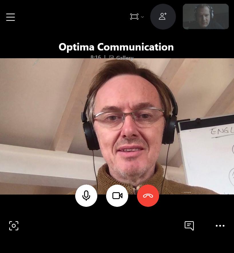 Clases de inglés on line por skype
